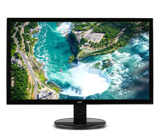 Acer K242HLBD czarny - 204104 - zdjęcie