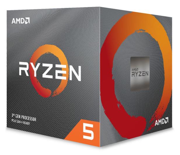 AMD Ryzen 5 3600XT - 573603 - zdjęcie