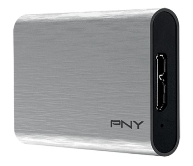 PNY Elite Portable SSD 480GB USB 3.0 - 573576 - zdjęcie