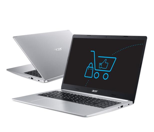 Acer Aspire 5 R3-4300U/8GB/512 Srebrny - 571371 - zdjęcie