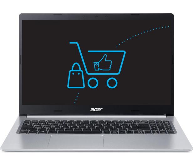 Acer Aspire 5 R3-4300U/8GB/512 IPS Srebrny - 619826 - zdjęcie 3