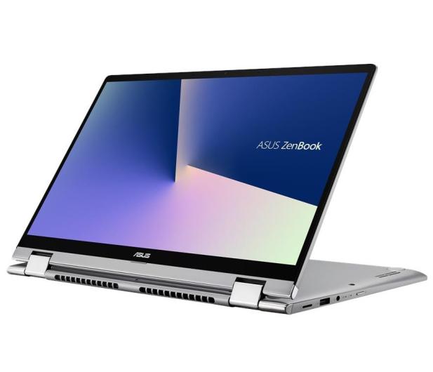 ASUS ZenBook Flip 14 UM462DA R5-3500U/16GB/512/W10 Grey - 570673 - zdjęcie 2