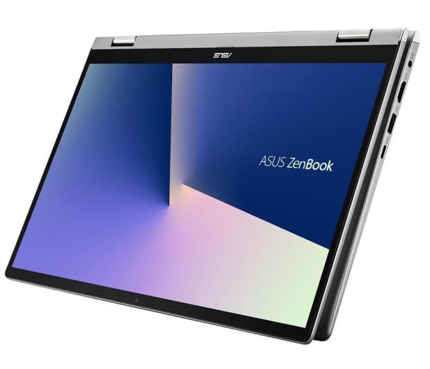 ASUS ZenBook Flip 14 UM462DA R5-3500U/16GB/512/W10 Grey - 570673 - zdjęcie 3