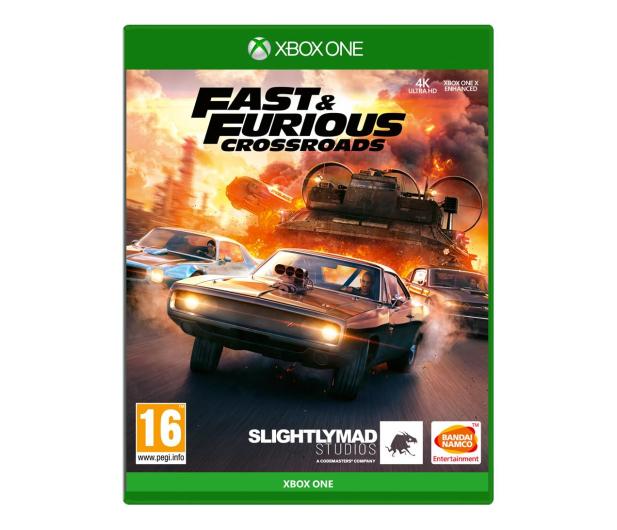 Xbox Fast & Furious Crossroads - 570368 - zdjęcie