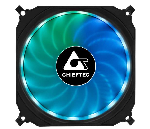 Chieftec Tornado RGB 3x120mm - 572372 - zdjęcie 3