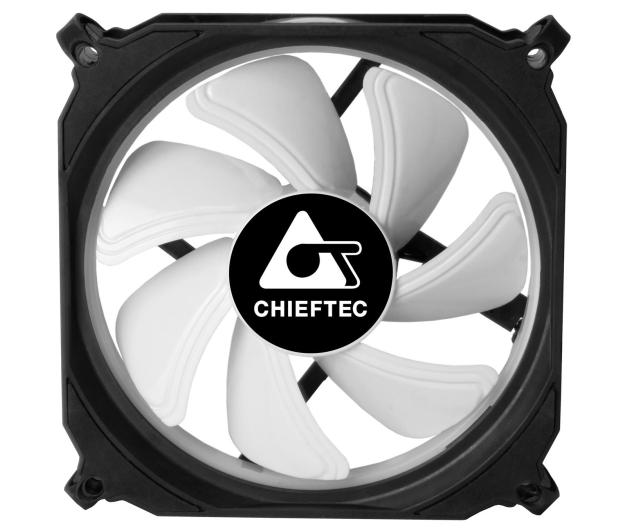 Chieftec Tornado RGB 3x120mm - 572372 - zdjęcie 5