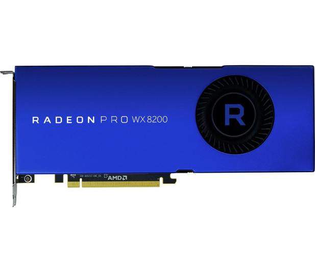AMD Radeon Pro WX 8200 8GB HBM2 - 572611 - zdjęcie 4