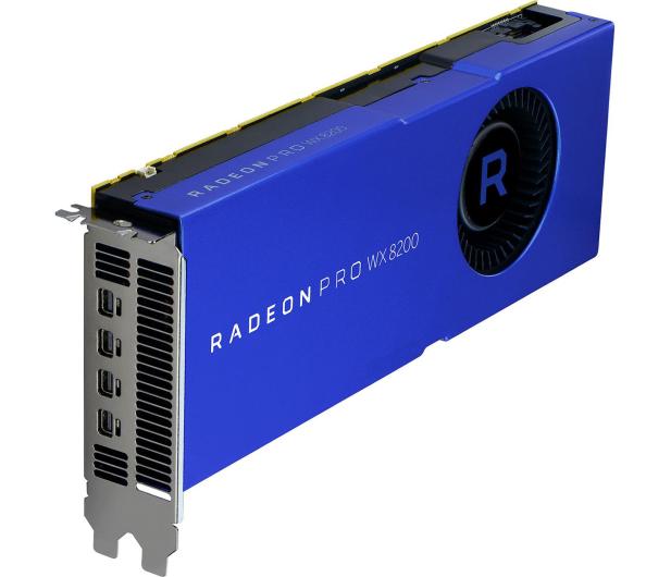 AMD Radeon Pro WX 8200 8GB HBM2 - 572611 - zdjęcie 2