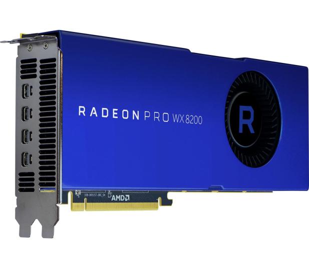 AMD Radeon Pro WX 8200 8GB HBM2 - 572611 - zdjęcie 3