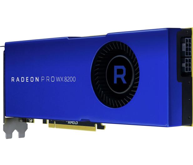 AMD Radeon Pro WX 8200 8GB HBM2 - 572611 - zdjęcie 5