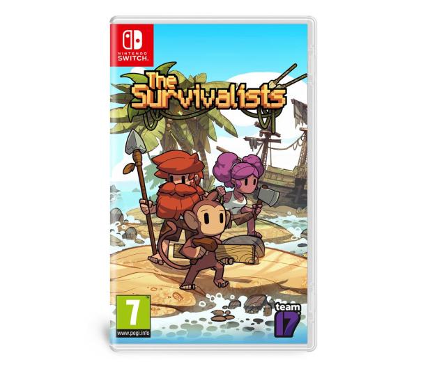 Switch The Survivalists - 573615 - zdjęcie