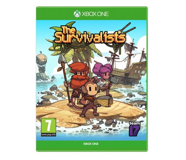 Xbox The Survivalists - 573621 - zdjęcie