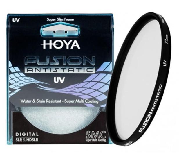 Hoya Fusion Antistatic UV 77mm - 572216 - zdjęcie