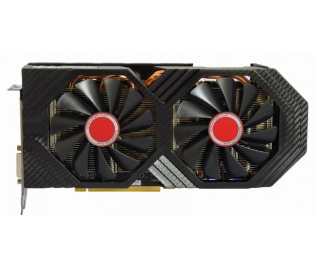 XFX Radeon RX 590 Fatboy 8GB GDDR5 - 572846 - zdjęcie 2