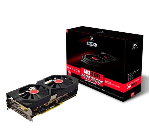 XFX Radeon RX 590 Fatboy 8GB GDDR5 - 572846 - zdjęcie