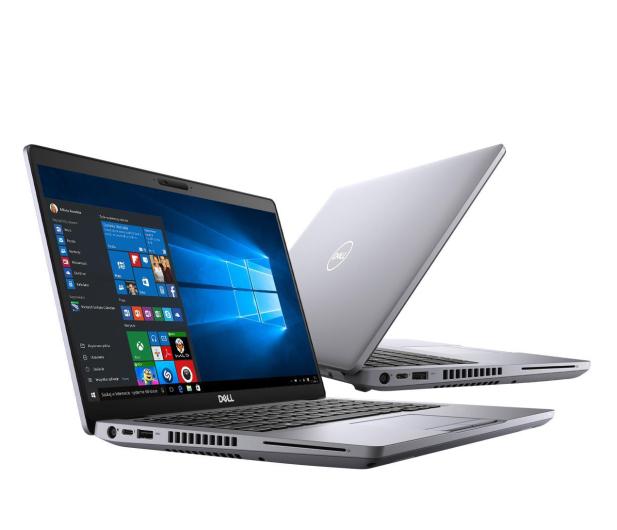 Dell Latitude 5411 i5-10400H/16GB/256/Win10P MX250 - 572087 - zdjęcie