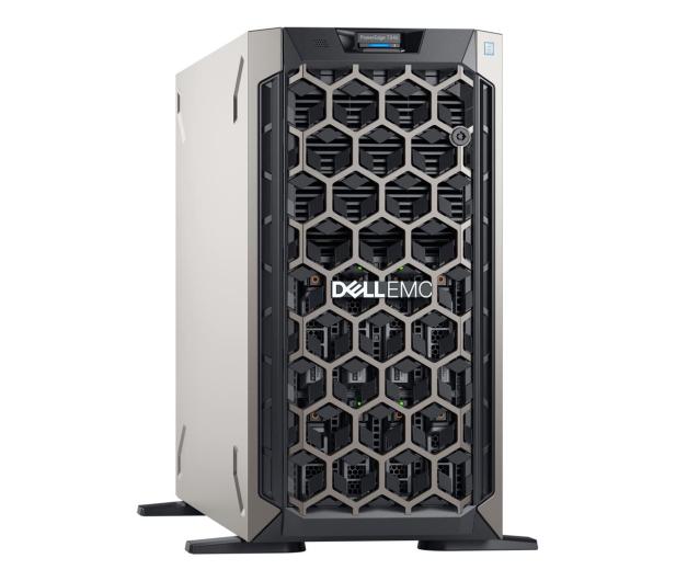 Dell PowerEdge T340 E-2234/16GB/480GB/H330/i9B - 572826 - zdjęcie