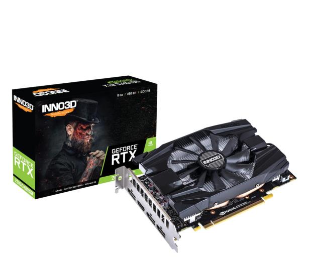 Inno3D GeForce RTX 2060 SUPER Compact 8GB GDDR6 - 569574 - zdjęcie