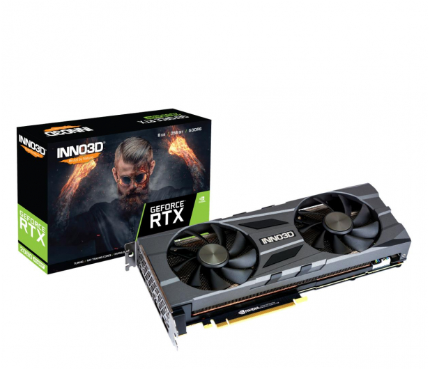 Inno3D GeForce RTX 2080 SUPER Twin X2 OC 8GB GDDR6 - 569579 - zdjęcie