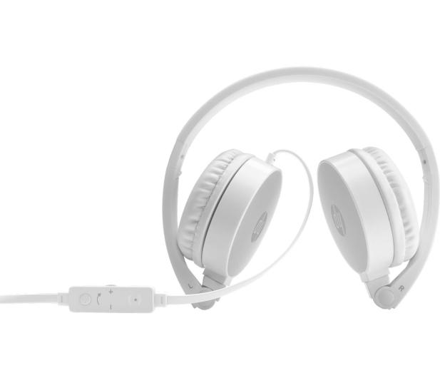 HP H2800 Stereo Headset (Srebrne) - 569280 - zdjęcie 2
