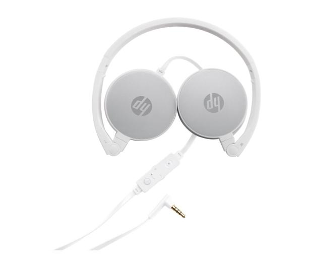 HP H2800 Stereo Headset (Srebrne) - 569280 - zdjęcie 3