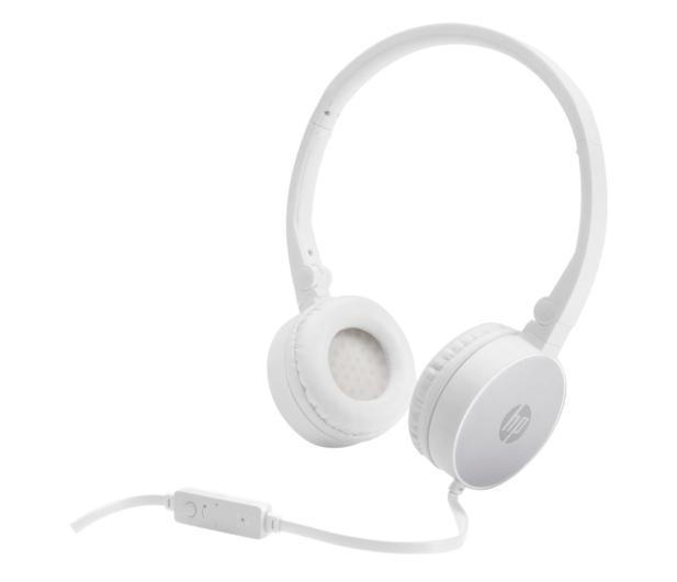 HP H2800 Stereo Headset (Srebrne) - 569280 - zdjęcie