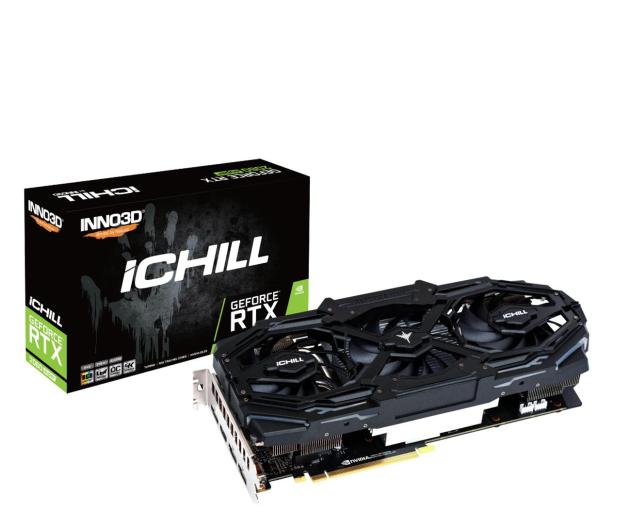 Inno3D GeForce RTX 2060 SUPER iChill X3 Ultra 8GB GDDR6 - 569581 - zdjęcie