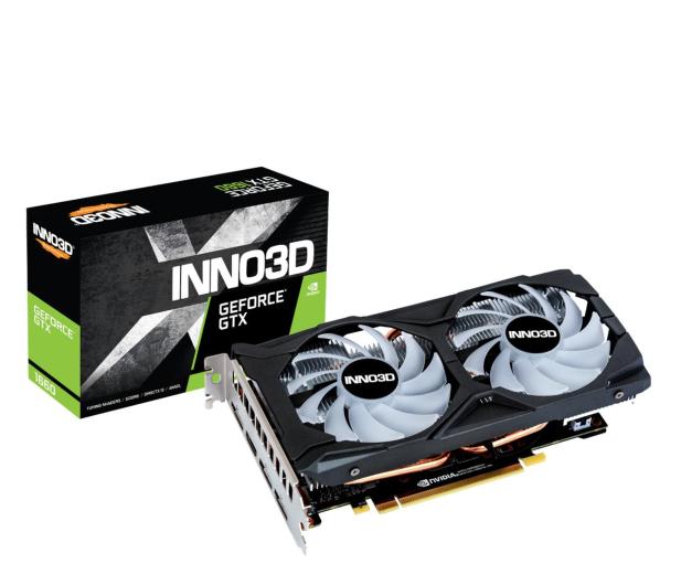 Inno3D GeForce GTX 1660 Twin X2 OC 6GB GDDR5 - 569591 - zdjęcie