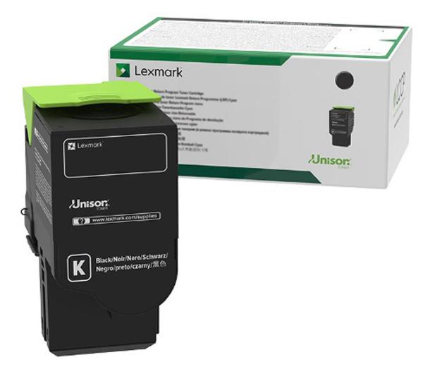 Lexmark black 8000str. - 569165 - zdjęcie