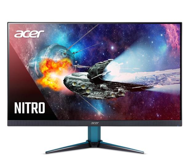 Acer Nitro VG272UVBMIIPX czarny HDR 0.5ms - 580330 - zdjęcie