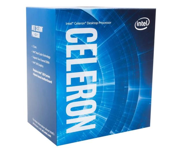 Intel Celeron G4930 - 550089 - zdjęcie