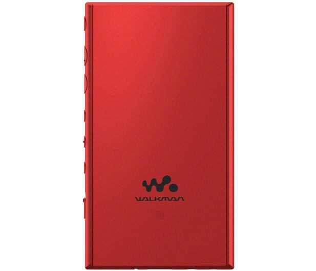 Sony NWA-105 Czerwony - 574357 - zdjęcie 5