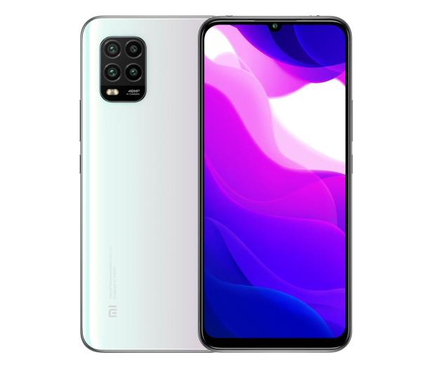 Xiaomi Mi 10 Lite 5G 6/128GB Dream White  - 574590 - zdjęcie