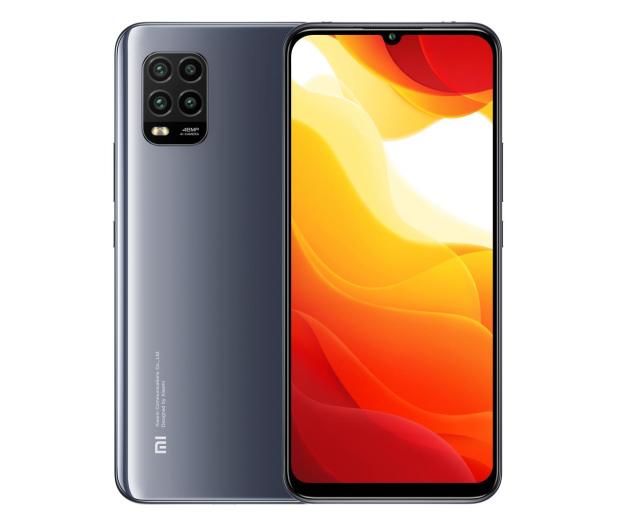 Xiaomi Mi 10 Lite 5G 6/64GB Cosmic Grey  - 575786 - zdjęcie