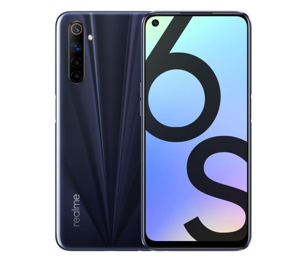 Realme 6s 4+64GB Eclipse Black 90Hz - 574211 - zdjęcie