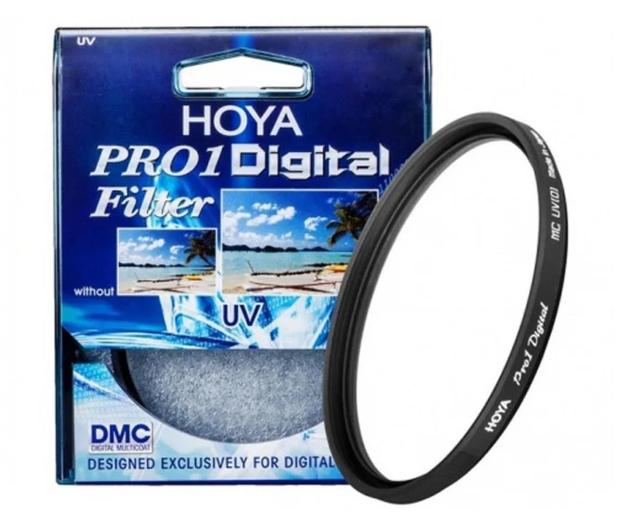 Hoya UV Pro1D 62 mm  - 342587 - zdjęcie