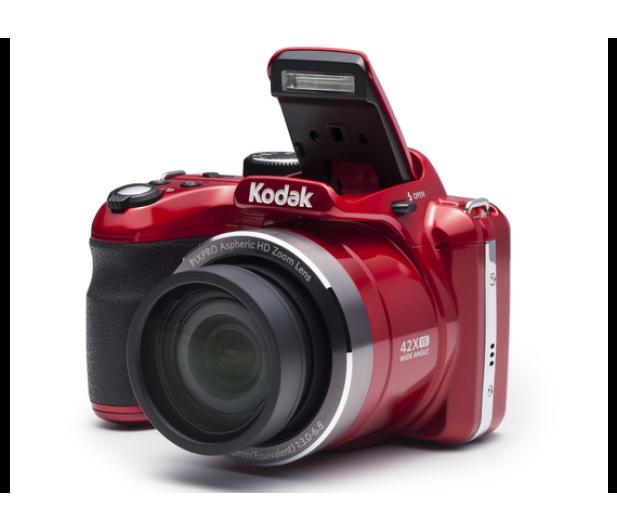 Kodak AZ422 czerwony  - 574183 - zdjęcie 4