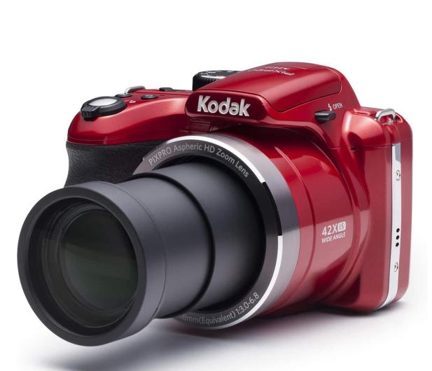 Kodak AZ422 czerwony  - 574183 - zdjęcie