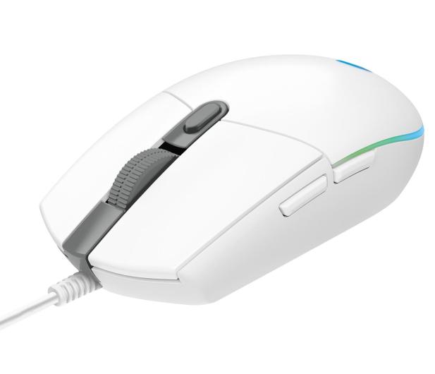 Logitech G102 LIGHTSYNC biała - 574601 - zdjęcie 3
