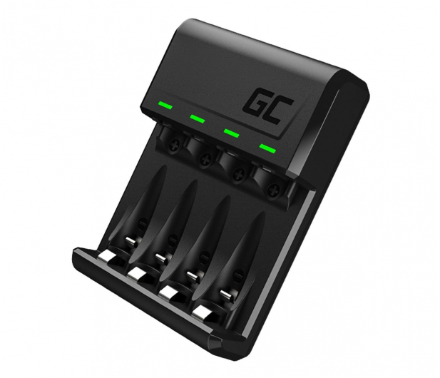Green Cell Vital Charger do AA/AAA - 573965 - zdjęcie
