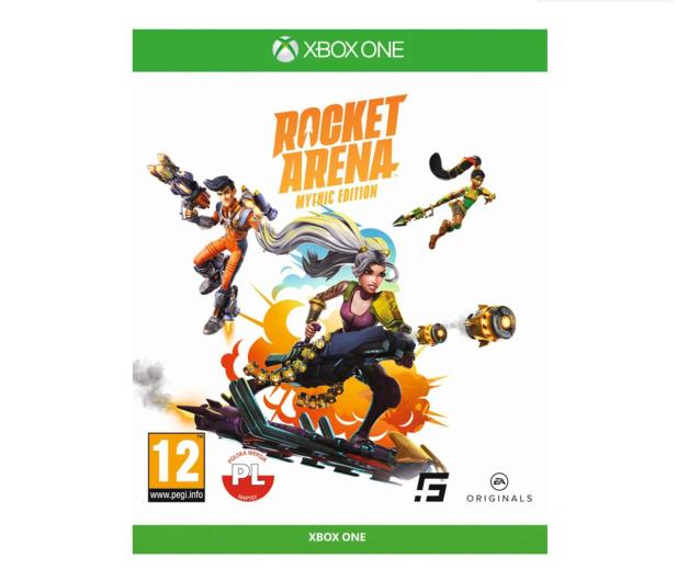 Xbox Rocket Arena - Edycja Mityczna  - 575004 - zdjęcie