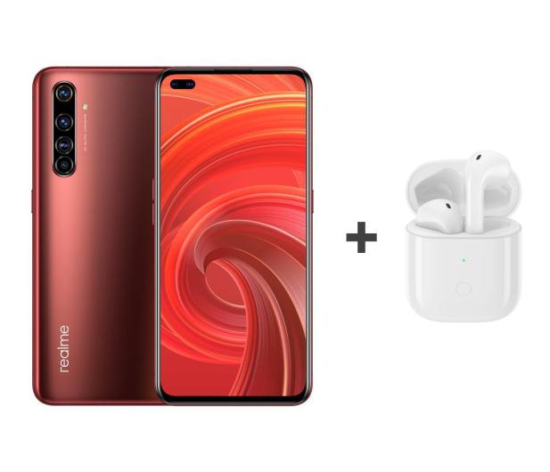 Realme X50 PRO Rust Red 8+128GB 5G 90Hz + Neo - 575213 - zdjęcie