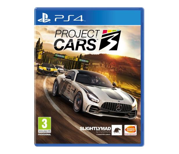 PlayStation Project Cars 3 - 572964 - zdjęcie
