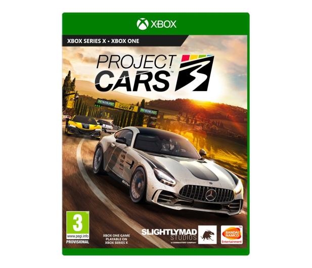 Xbox Project Cars 3 - 572965 - zdjęcie