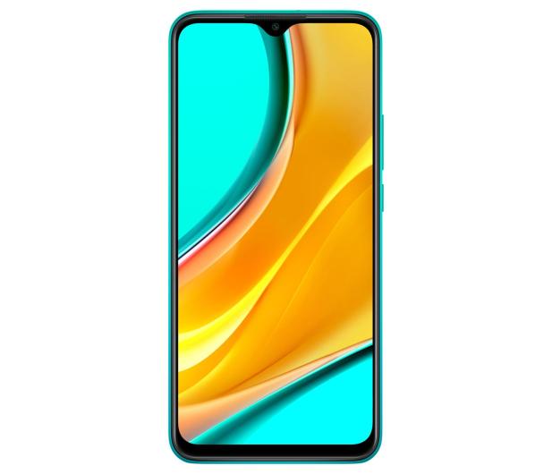 Xiaomi Redmi 9 4/64GB Ocean Green - 575292 - zdjęcie 2