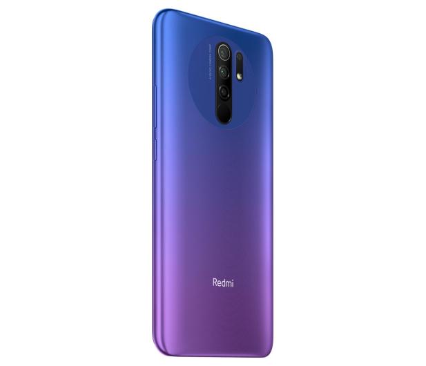 Xiaomi Redmi 9 3/32GB Sunset Purple NFC - 575297 - zdjęcie 6