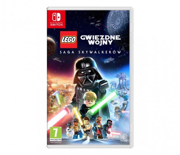 Switch Lego Gwiezdne Wojny: Saga Skywalkerów - 502662 - zdjęcie