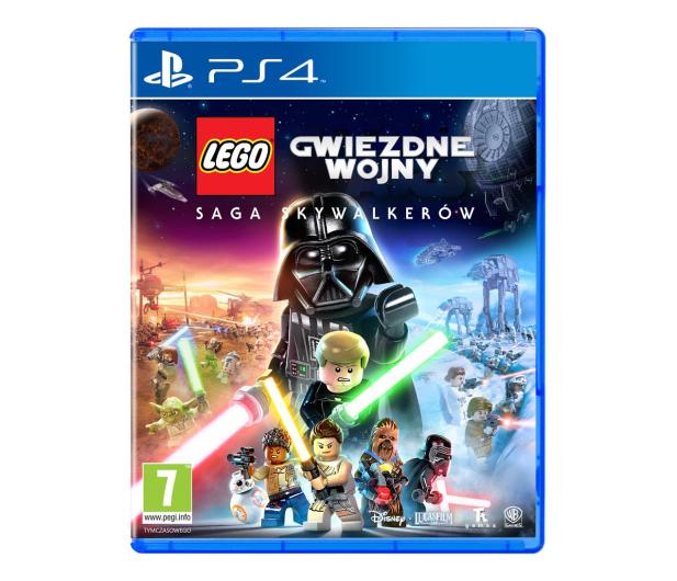 PlayStation Lego Gwiezdne Wojny: Saga Skywalkerów - 502663 - zdjęcie