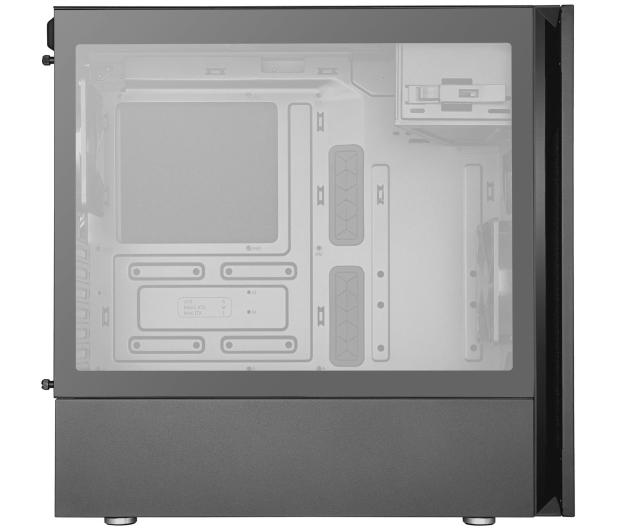 Cooler Master Silencio S600 TG - 546856 - zdjęcie 3