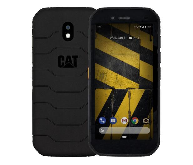Cat S42 Dual SIM LTE czarny - 575592 - zdjęcie